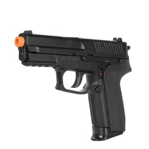 Pistola Airsoft Sig Sauer SP2022 KWC Co2 6mm - Slide Fixo em Metal