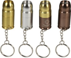 Lanterna Chaveiro Miniled Bullet