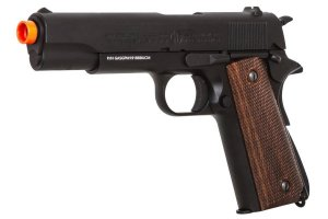 Pistola Airsoft 1911 G&G GBB 6mm - Full Metal