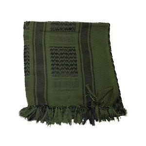 Shemagh Lenço Tático Verde