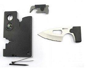 Cartão Canivete Flat