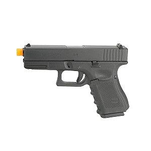 Pistola Airsoft Glock G19 Gen.4 WE GBB 6mm