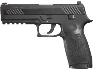Pistola Airgun Sig Sauer P320 Pellet Co2 4,5mm