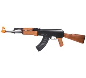 Rifle Airsoft Elétrico AK47 TOY CM022 6mm