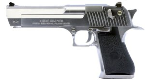 Pistola Airsoft Desert Eagle .50 WE Cybergun GBB 6mm