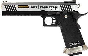 Pistola Airsoft Hi-capa 6.0 T-Rex SG WE GBB 6mm