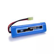 Bateria 9,6v NiMh 1200mAh