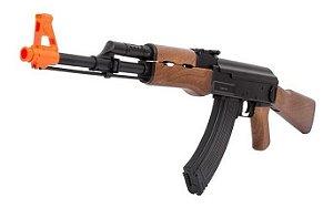 Rifle Airsoft Elétrico AK47 CM522 6mm