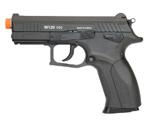 Pistola Airsoft Cz 300 W129 Co2 6mm