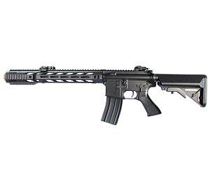 Rifle Airsoft Elétrico M4A1 CM518S Black 6mm - Gatilho Eletrônico