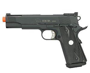 Pistola Airsoft 1911 V12 R30 Army Armament GBB 6mm - Full Metal