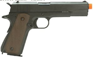 Pistola Airsoft 1911 A1 R31c Army Armament GBB 6mm - Full Metal