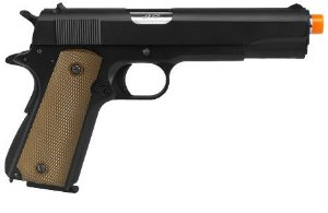 Pistola Airsoft 1911 A1 R31 Army Armament GBB 6mm - Full Metal