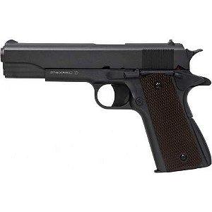 Pistola Airgun Pellet 1911 NBB KWC Co2 4,5mm