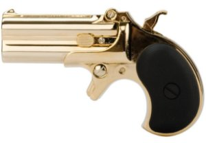 Airsoft Derringer Maxtact Gold 6mm