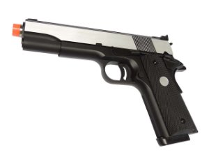 Pistola Airsoft 1911 R29-Y MKIV 70 Army Armament GBB 6mm - Full Metal