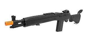Rifle Airsoft Elétrico M14 Scout CM032a 6mm