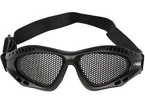 Óculos Tático de Proteção - Preto