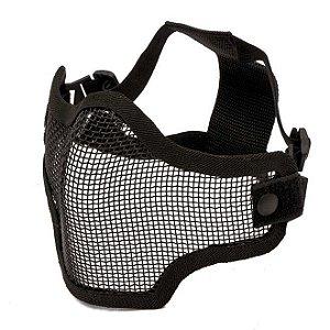 Máscara de Proteção Telada - Meia Face