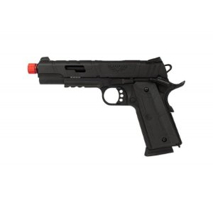 Pistola Airsoft 1911 RedWings Rossi Black Co2 6mm