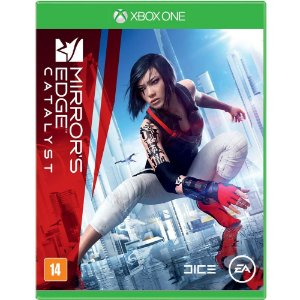 Jogo Mirrors Edge Catalyst XOne Blu-ray