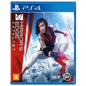 Jogo Mirrors Edge Catalyst PS4 Blu-ray