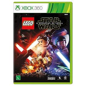 Jogo Lego Star Wars: O Despertar Da Força - Xbox360
