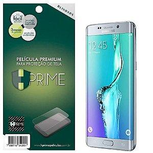 Película Hprime Blindada VERSO para Samsung Galaxy S6 Edge - Cobre a parte curva.