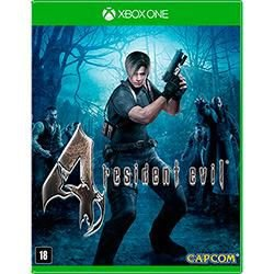 Game Resident Evil 4 Remastered - Xbox One