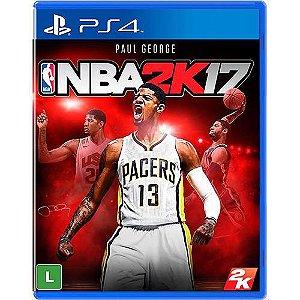 Jogo NBA 2K17 - PS4