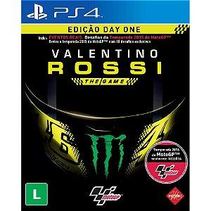 Jogo Valentino Rossi - PS4