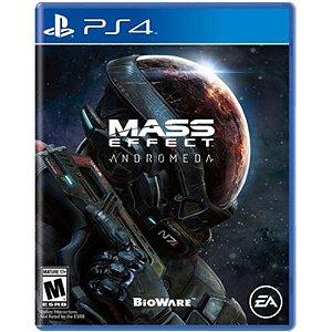 Jogo Mass Effect Andromeda - PS4