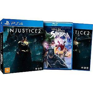 Jogo Injustice 2 - Edição Limitada - PS4