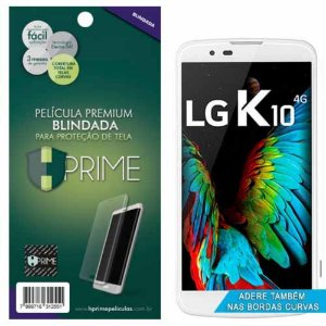 Pelicula HPrime LG K10 2016 - Curves