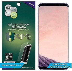 Pelicula HPrime Curves Samsung Galaxy S8 Plus - Tela 6.2 Cobre 100% da Tela