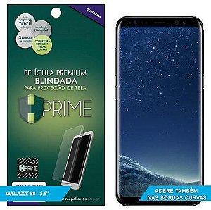 Pelicula HPrime Curves Samsung Galaxy S8 - Tela 5.8 - Cobre 100% da Tela
