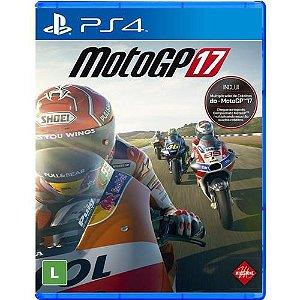 Jogo Moto Gp 17 PS4