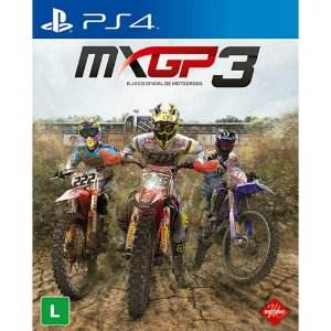 Jogo Mxgp3 - PS4
