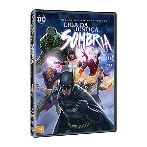 Filme Liga da Justiça Sombria - Blu-ray