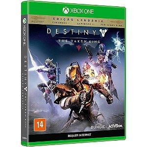 Jogo Destiny - The Taken King - Edição Lendária - Xbox One