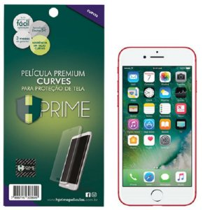 Pelicula Tela HPrime Apple iPhone 8 - Curves (blindada)