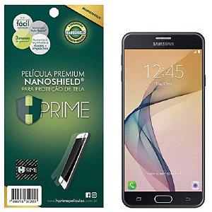 Pelicula Tela HPrime Samsung Galaxy J7 Prime NanoShield