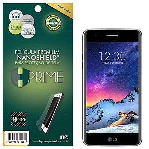 Pelicula Tela HPrime LG K8 2017 NanoShield