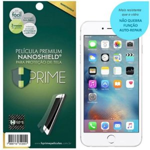 Pelicula Tela HPrime Apple iPhone 6 6S NanoShield
