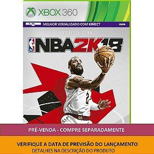 Jogo NBA 2K18 Xbox 360