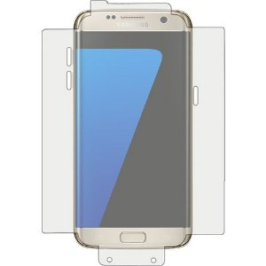 Pelicula HPrime Curves PRO Samsung Galaxy S7 Edge KIT com Capa TPU