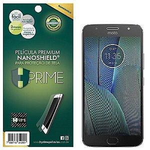 Pelicula Tela HPrime Motorola Moto G5S Plus NanoShield