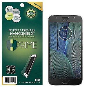 Pelicula Tela HPrime Motorola Moto G5S NanoShield