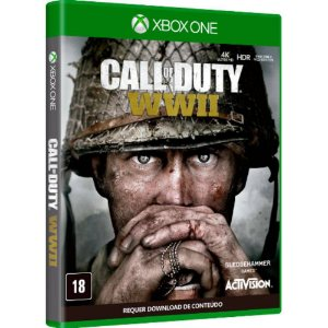 Jogo Call Of Duty: WWII Xbox One