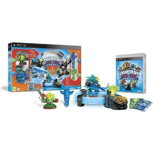 Skylanders Trap Team Starter Pack (Kit Inicial) Ps3